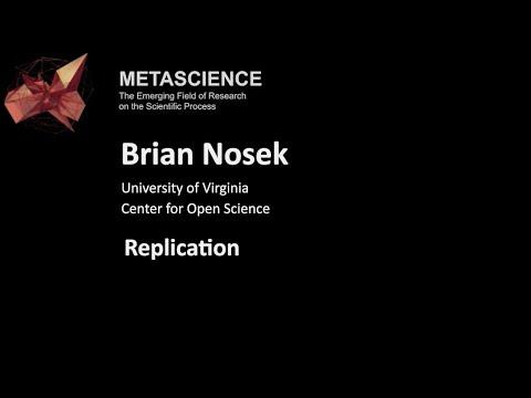 Replication | Metascience Forum 2020